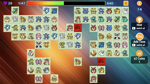 Onet Classic: Connect Animals Puzzle apkmr screenshots 3