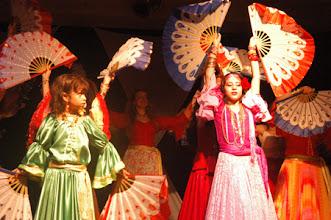 Photo: Turma de Alunas de Dança Cigana
