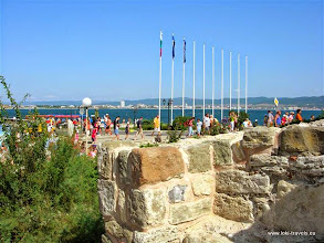 Photo: Nessebar, stadsgezicht | City view.  www.loki-travels.eu