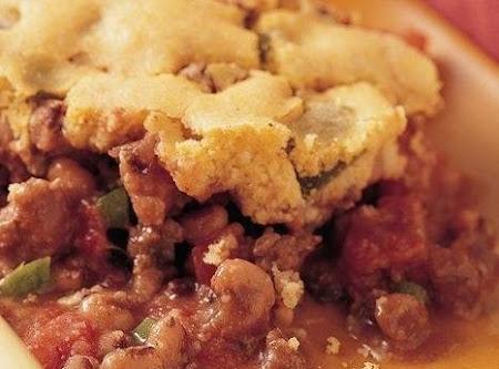 Black-Eyed Pea Chili for Crock Pot Recipe
