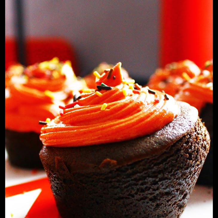 Halloween Cupcakes Recipe