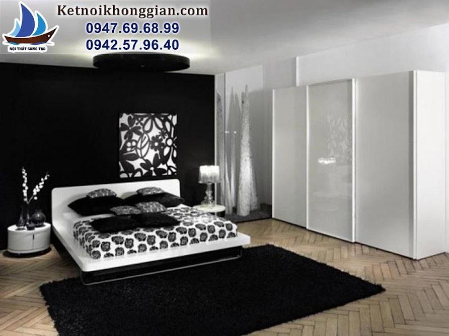thiết kế nội phòng ngủ hợp phong thủy