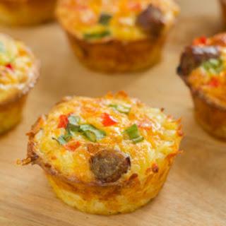 Paleo Breakfast Muffins.