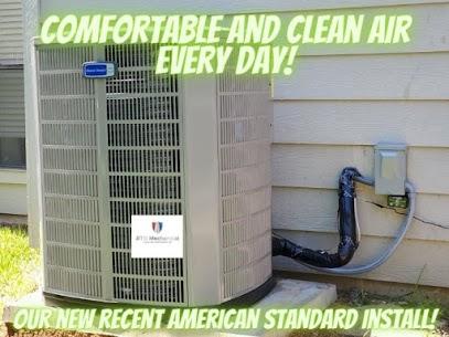 American standard air condtioner installation in Cypress TX