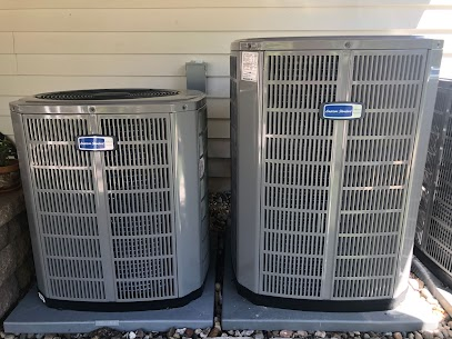 New American Standard AC Installation by AAA