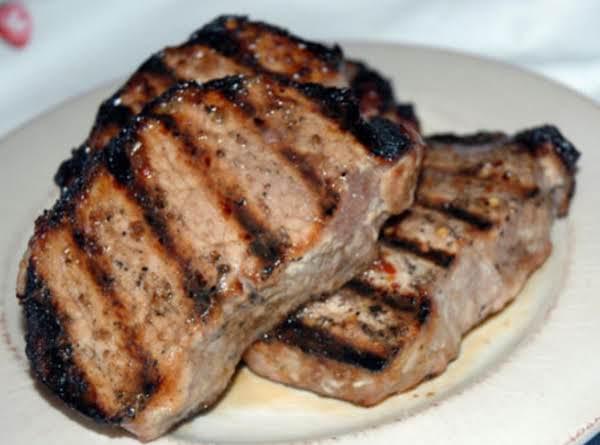 Italian Spiced Pork Chops