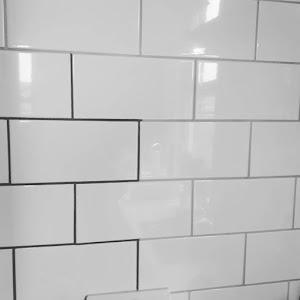 Set 2 x Carioca reparatoare gresie/faianta ETK, culoare alb