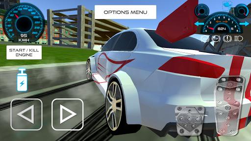 Evo Lancer Drift City screenshot 1