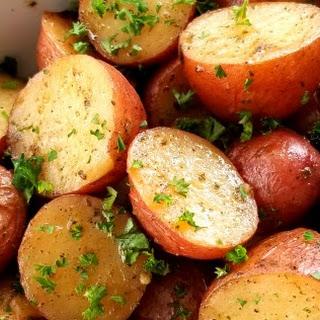 Slow Roasted Potatoes Recipes.