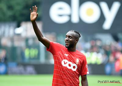 Officiel : Merveille Bokadi plus longtemps au Standard de Liège