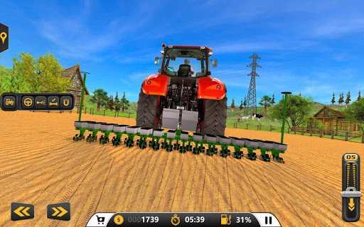 Drive Farming Tractor Cargo Simulator ud83dude9c  screenshots 5