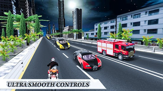 Traffic Highway Race Rider- screenshot thumbnail