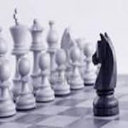 Chess Knights Interchange