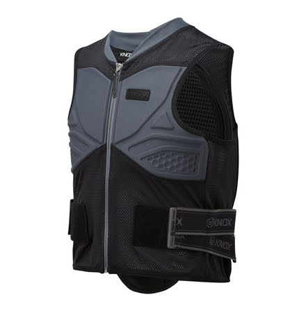 Knox Track Vest