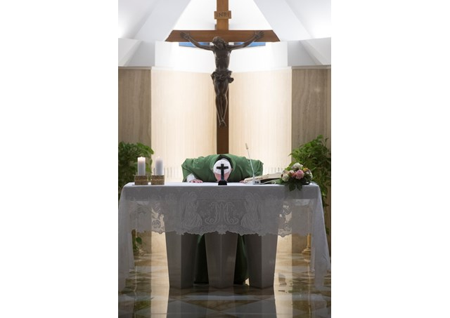 Đức Thánh Cha dâng lễ: 'Thiên Chúa tạo dựng chúng ta làm con cái theo hình ảnh của Người'