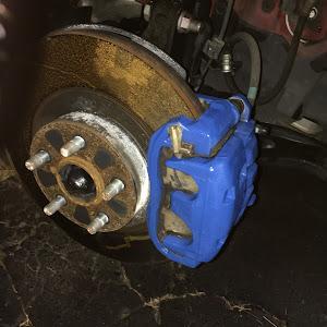 86 ZN6 前期 GT  レッドのブレーキキャリパーのカスタム事例画像 カミュらさんの2018年12月04日16:02の投稿