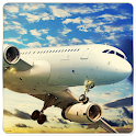 Airplane Flight Simulator: Tourist Transport icon