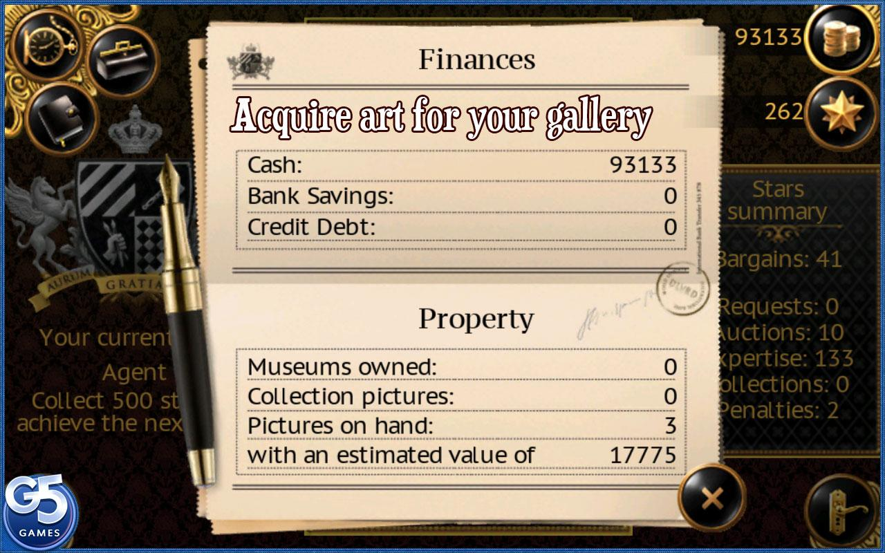 Art Mogul- screenshot