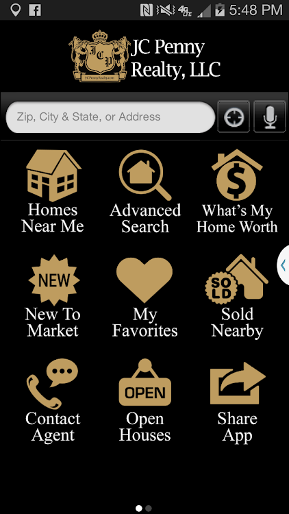 JC Penny Realty – (Android Appar) — AppAgg
