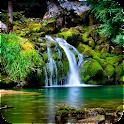 Beautiful scenery Jigsaw icon