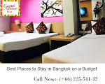 Comfy and Best Places to Stay in Bangkok on a Budget