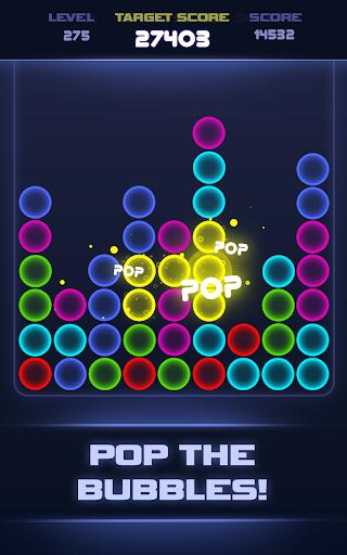 Sci-Fi Bubble Breaker 2.0.1 gameplay | by HackJr.Pw 5