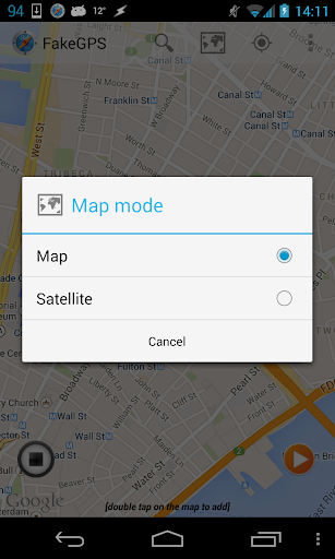Fake GPS GO Location Spoofer Free 4.8.4 screenshots 4