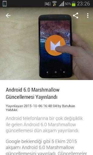 News: Android Platformu