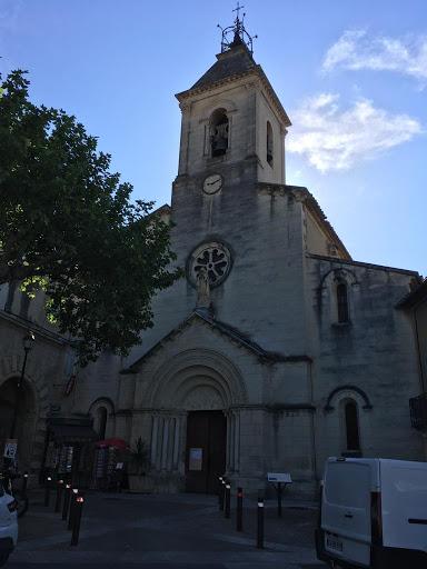 photo de église de Beaumes de Venise
