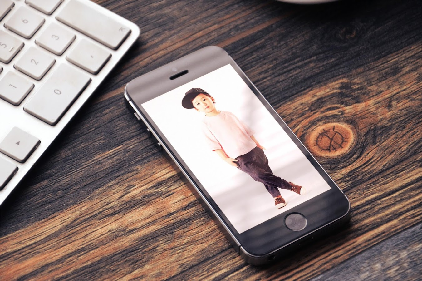 Asian Sweet Kids HD Wallpaper Apl Android Di Google Play