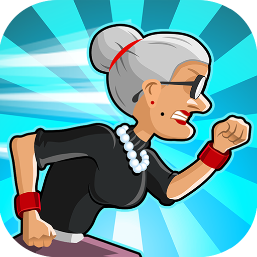 Angry Gran Run - Running Game APK Cracked Download