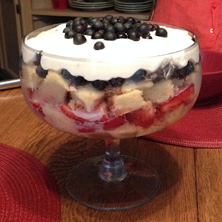 A Berry Good Trifle