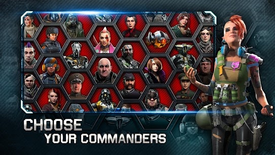 War Planet Online: Real Time Strategy MMO Game 5