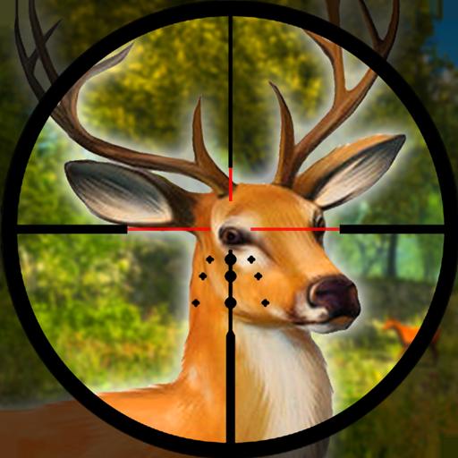 Wild Deer Hunting 2018: FPS Sniper Shooting Game