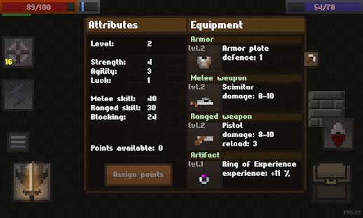 Caves (Roguelike) 4
