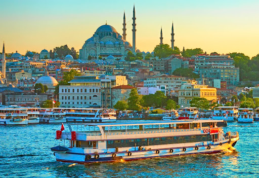 Istanbul, Turkey, is Europe's cheapest city for backpackers.