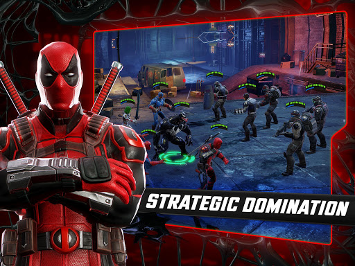 MARVEL Strike Force 2.0.1 screenshots 15