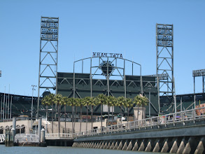 Photo: This is McCovey Cove