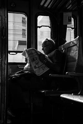 Leggendo sul treno di Emanuele Sorrentino