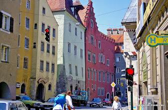 Photo: Regensburg. Kepplerstrasse.
