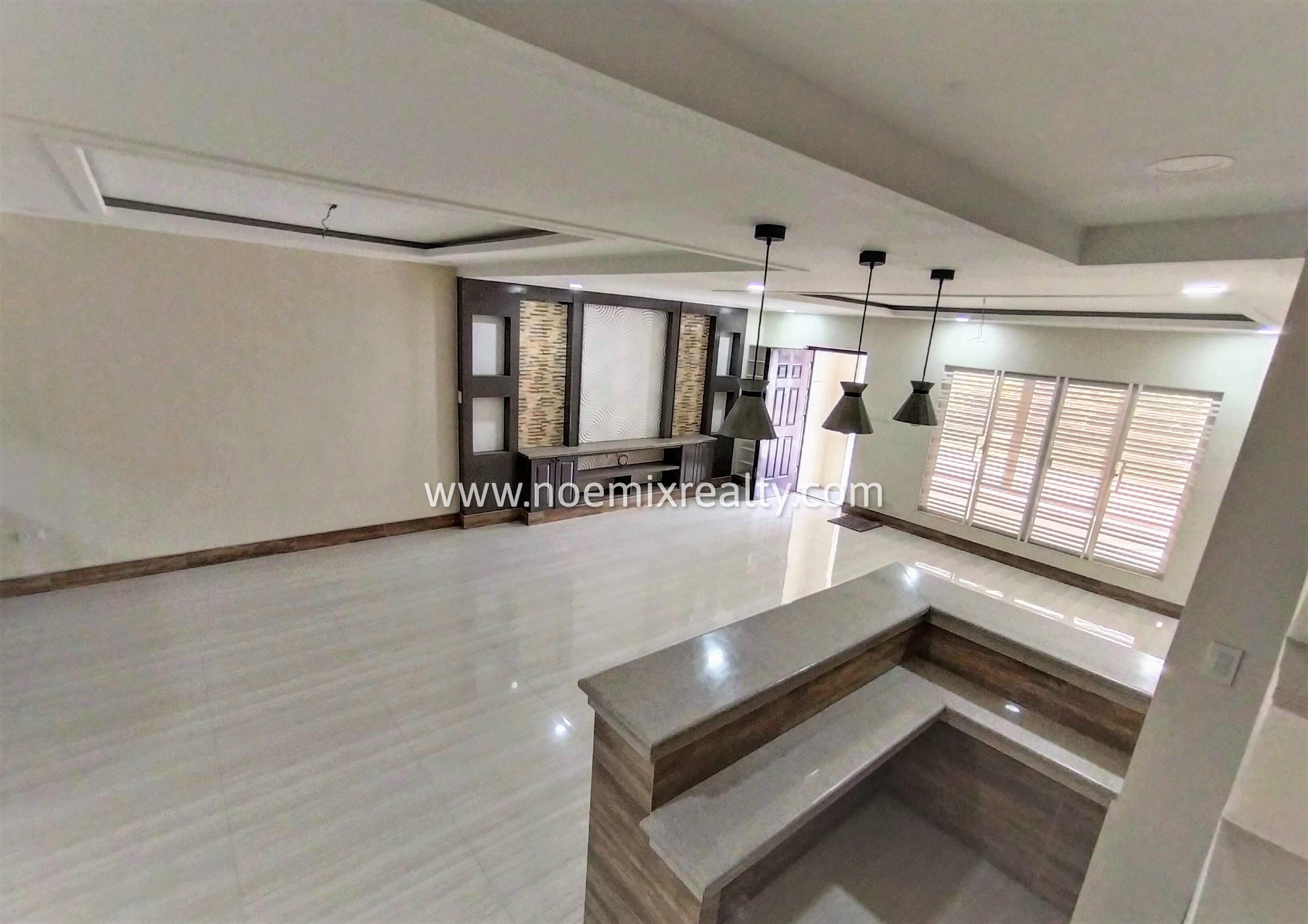 8 Bedroom Townhouse in Tandang Sora, Mindanao Avenue, Quezon City living area