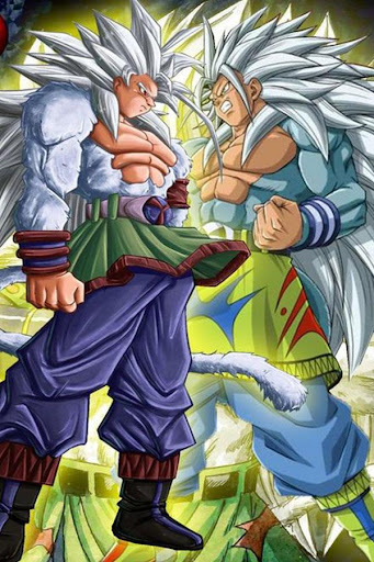 Goku SSJ5 DBZ Wallpaper ...