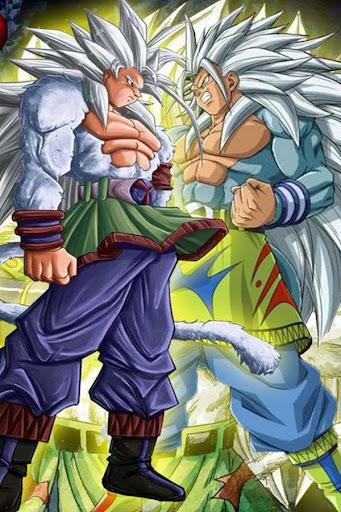 Descargar Goku Ssj5 Dbz Wallpaper Google Play Apps