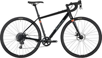 Salsa Journeyman Apex 1 700 Bike - 700c Black