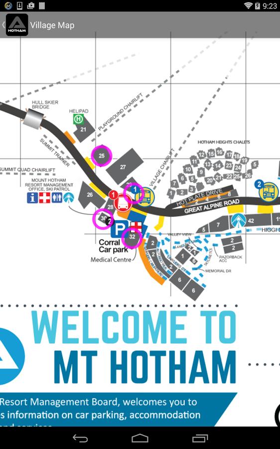 Hotham- screenshot