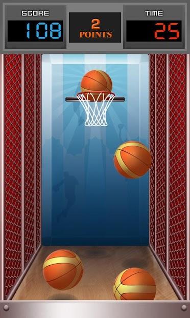 Basketball Shot screenshot 11