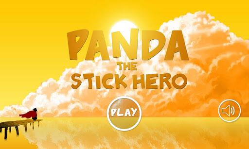 Panda The Stick Hero