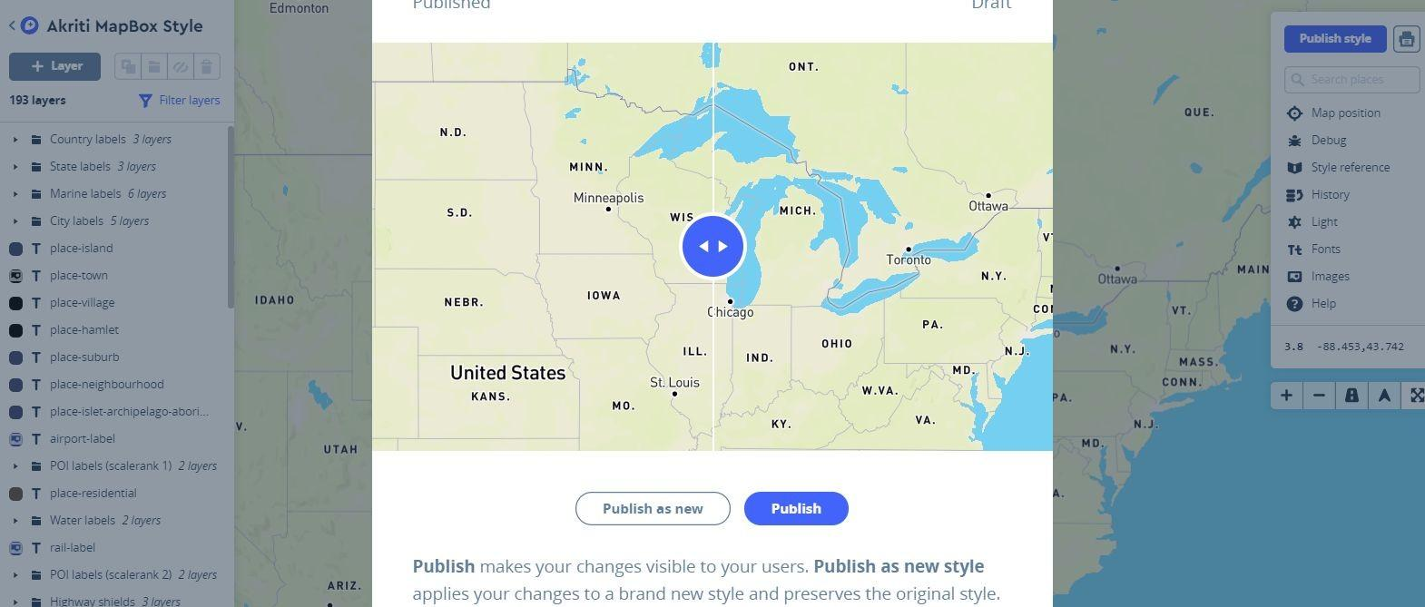 Tableau Integration With Custom Map Styles from Mapbox 33