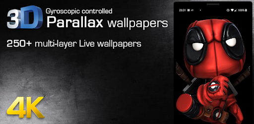Live Wallpapers 3d Parallax Animated Background Hd Apps On