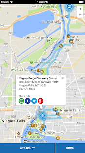 Discover Niagara Shuttle- screenshot thumbnail